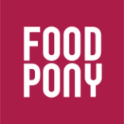 Logo Food Pony