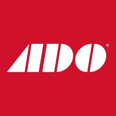 logotipo de la empresa Grupo ADO