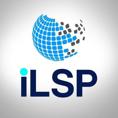 logotipo de la empresa ILSP Global Seguridad Privada