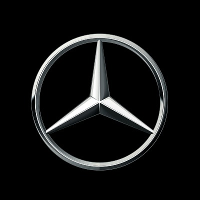 Mercedes-Benz'in logosu