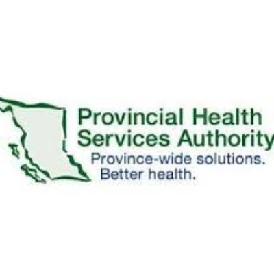 Logo Provincial Health Services Authority (PHSA)