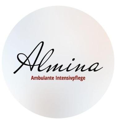 Almina Pflege GmbH  Ambulante Intensivpflege  und Heimbeatmung-Logo