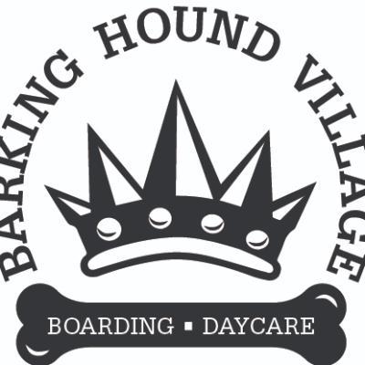 Barking Hound Village logo
