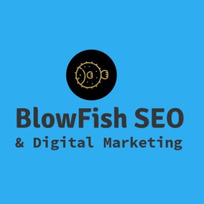 BlowFish SEO logo