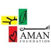 The Aman Foundation logo