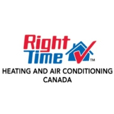 Logo Right Time Heating & Air