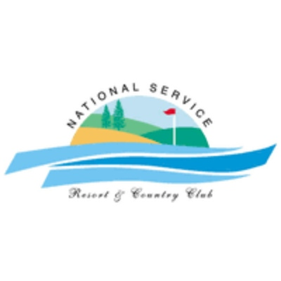 National Service Resort & Country Club logo