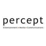 Percept company logo