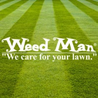 Logo Weed Man Lawn Care