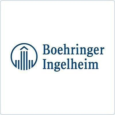 logotipo de la empresa Boehringer Ingelheim