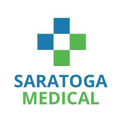 Saratoga Medical logo