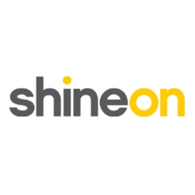 shine on logo