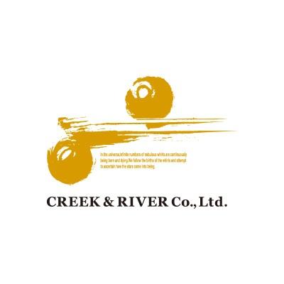 株式会社クリーク・アンド・リバー社のロゴ