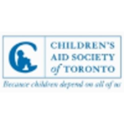 Children's Aid Society of Toronto logo