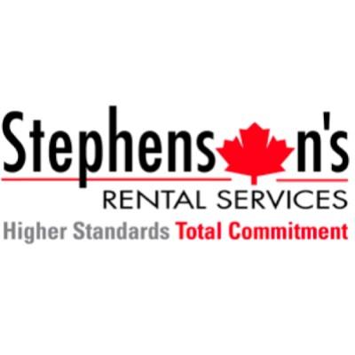 Logo Stephenson's Rental Services