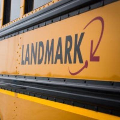 Landmark Bus logo