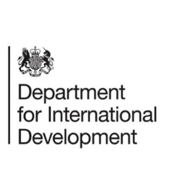 UK Government - Department for International Development logo