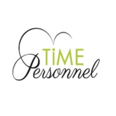 Time Personnel logo