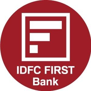 IDFC First Bank Ltd company logo