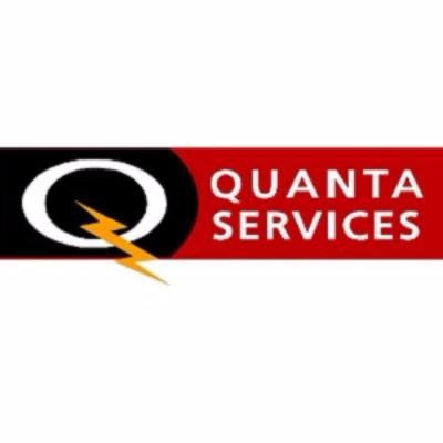 logotipo de la empresa Quanta Services