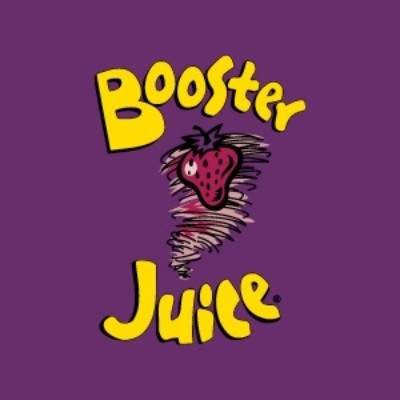 Logo Booster Juice