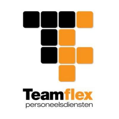 Logo van Teamflex personeelsdiensten
