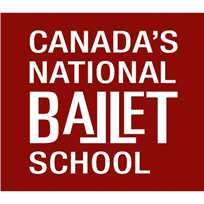 Canada's National Ballet School logo