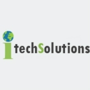 I Tech Solutions logo