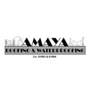 AMAYA Roofing & Waterproofing logo