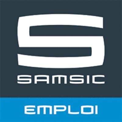 Logo SAMSIC Groupe