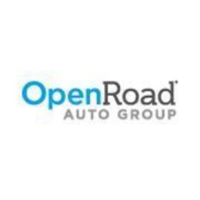 OpenRoad Auto Group logo
