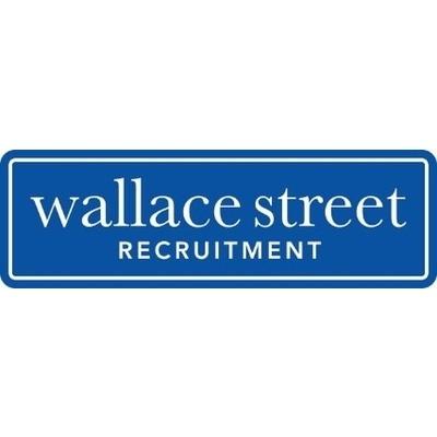 Wallace Street Recruitment logo