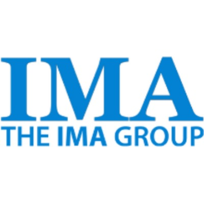 The IMA Group logo