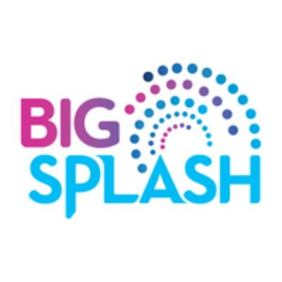 Big Splash Recruitment Advertising logo