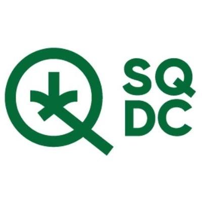 Logo Société québécoise du cannabis