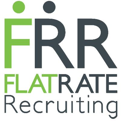 FLATRATERECRUITMENT GROUP LIMITED logo