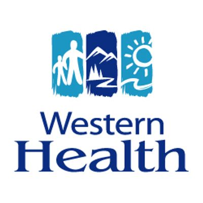 Western Health Newfoundland logo