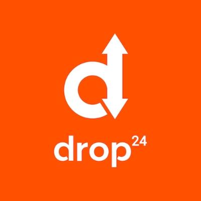 drop24 logo