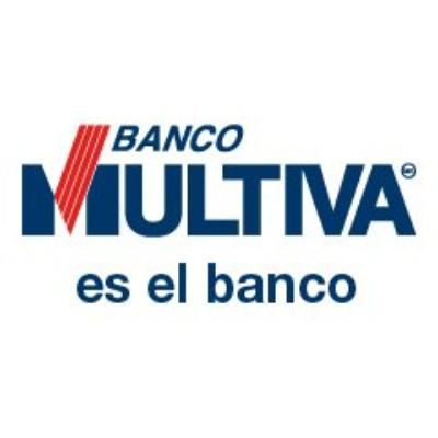logotipo de la empresa Banco Multiva