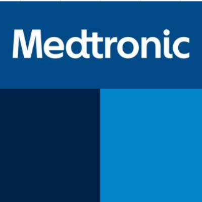 Logo van Medtronic
