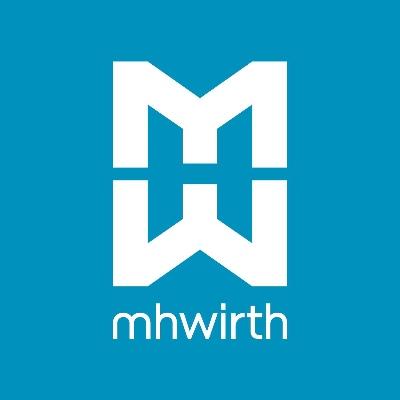 logo av MHWirth