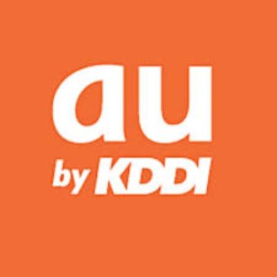 au by KDDIのロゴ