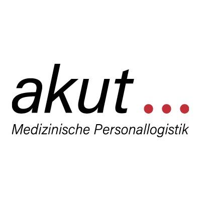 akut...Medizinische Personallogistik GmbH-Logo