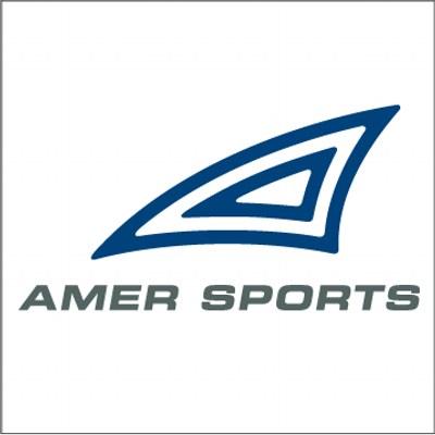 アメアスポーツジャパン株式会社のロゴ