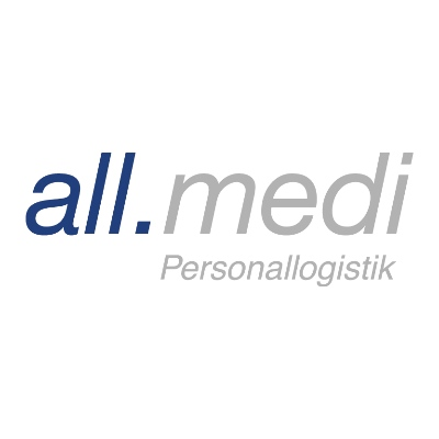 All.medi Personallogistik GmbH-Logo