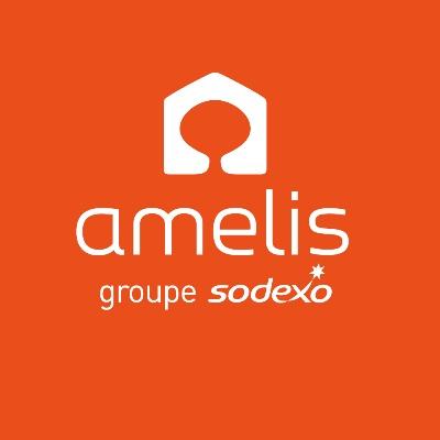 Logo Amelis Groupe Sodexo