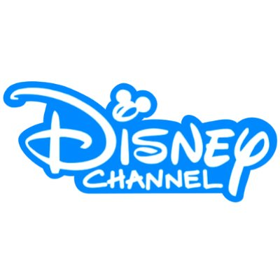 logotipo de la empresa Disney Channel
