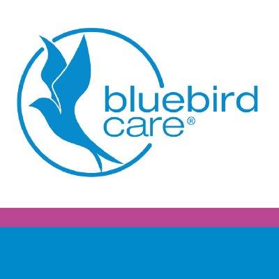 Bluebird Care Mid-South logo