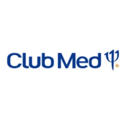 logotipo de la empresa Club Med
