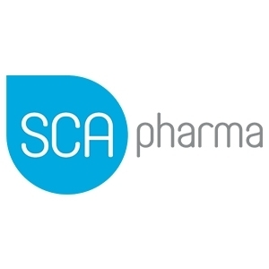 SCA Pharma logo